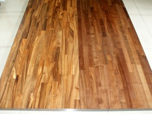 European walnut& American Black Walnut Finished Lacquer