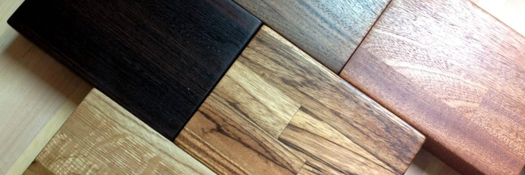 Wide Range of Wood Species