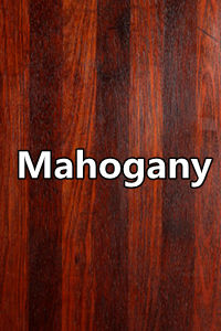 Mahogany full stave worktops full lamellas worktops edge grain butcher block countertops 0 Wood Kitchen Worktops