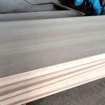 Oak full stave worktops full lamellas countertop butcher block table top 5