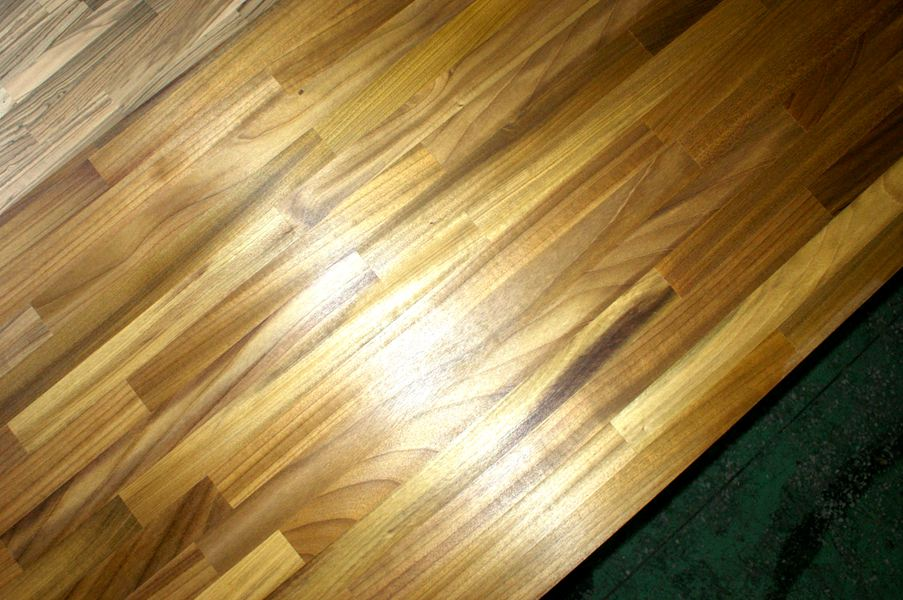 African Teak Afrormosia Worktops_butcher Block Countertops Table Top Island  Tops 4 ...