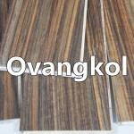 ovangkol engineered wood flooring