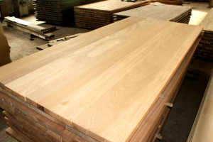 sapele full stave worktops_full lamellas worktops_edge grain butcher block countertops 1