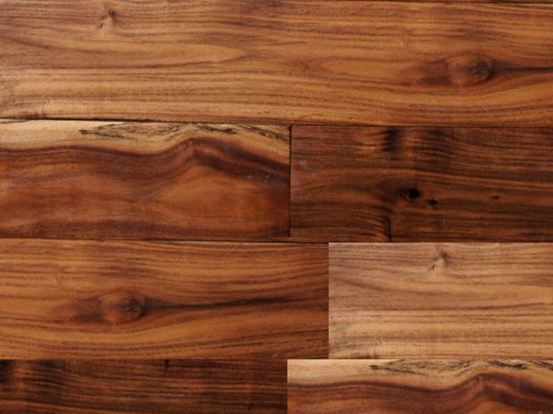 Acacia solid wood flooring jieke wood for What is unfinished hardwood flooring