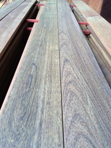 IPE Solid Wood Decking