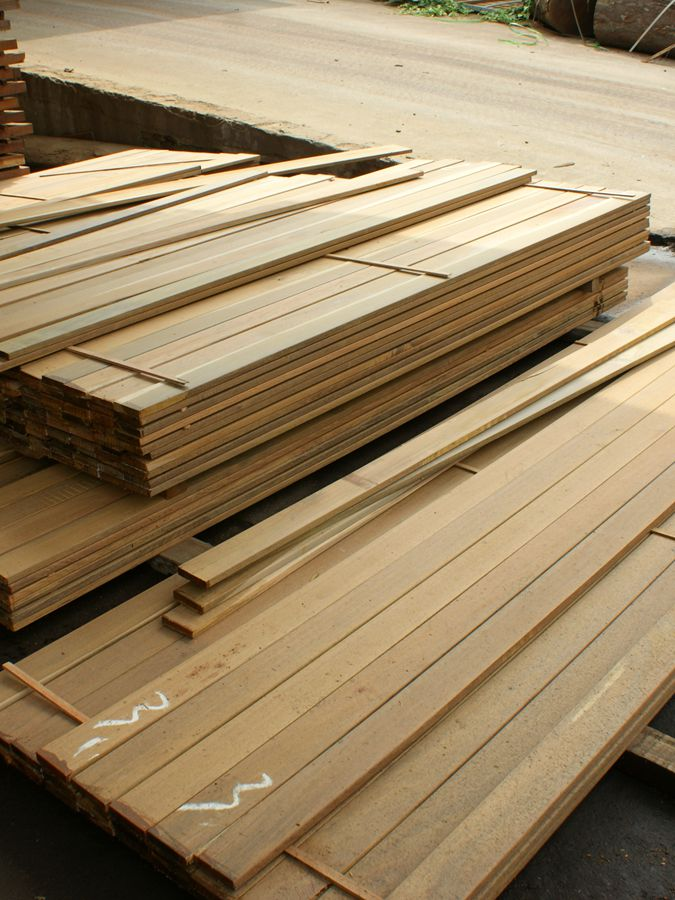 Details of ipe outdoor decking ipe wood deck 101835660 for Hardwood outdoor decking