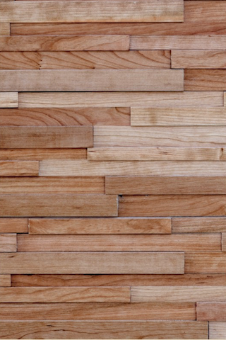 Cherry Wood Wall Panels