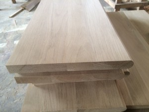 Oak stair boards - 2