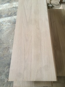 Oak stair boards - 6