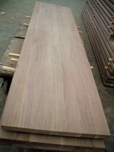 American Black Walnut Full Lamellas Worktops full lamellas countertop butcher block table top 3