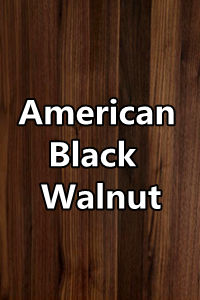 American black walnut full stave worktops full lamellas worktops edge grain butcher block countertops 0 American Black Walnut Full Lamellas Worktops