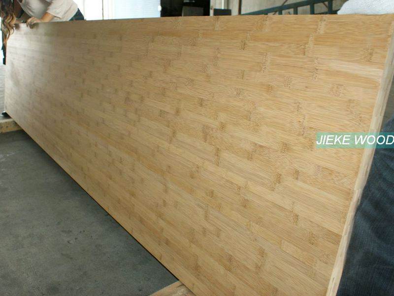 We Produce Quality Caramel Bamboo Worktops Finger Jointed Panels Kitchen Butcher Block Countertops Table Top Bar Tops Island