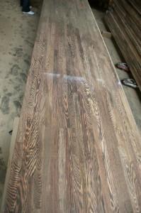 wenge worktops countertop butcher block island tops finger jointed panels