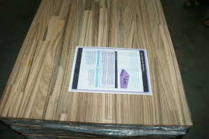 zebrano wood worktops countertops finger jointed panels butcher blocks 5