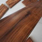 Acacia solid wood flooring A grade 1