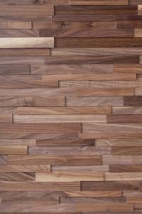American Black Walnut 3D Wood Wall Panels