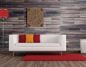 Beech 3D Wall Panels view