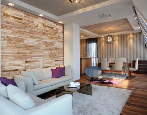 Cherry 3D Wall Panels view