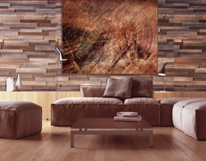 Maple 3D Wall Panels View