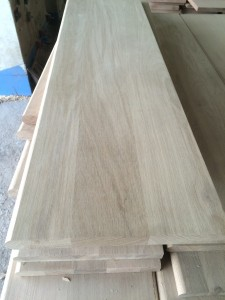 Oak stair boards - 9